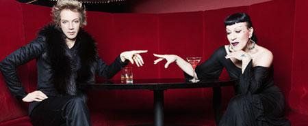 Joey ARIAS und Sven Ratzke im BKA Theater