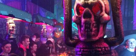 GMF Halloween Masquerade 2014 von BOB YOUNG