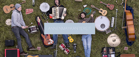 Musiktipp: AnnenMayKantereit - ehrlich wunderbar