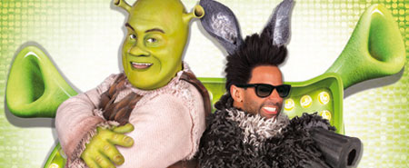 Shrek - das Musical im Admiralspalast - Gewinnspiel