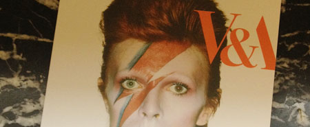 David Bowie-Ausstellung - 