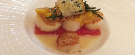 Restaurant Quarré im Hotel Adlon serviert deftiges