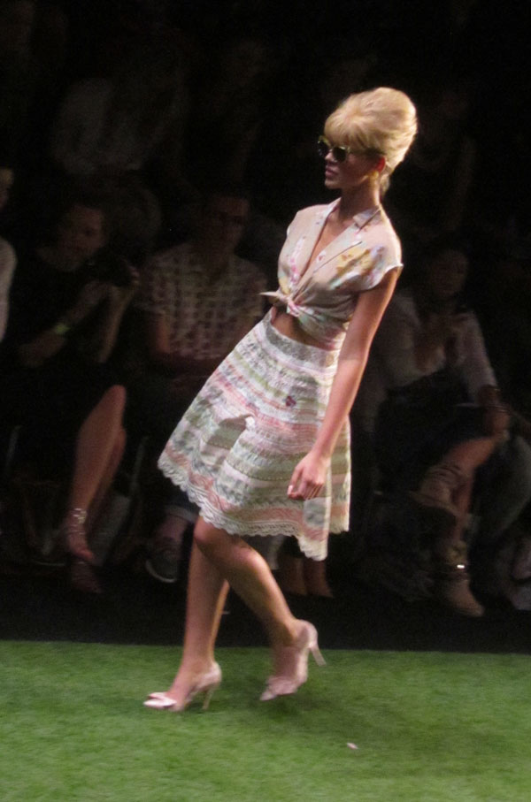 Lena Hoschek Spring/Summer 2014