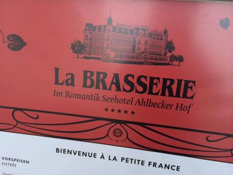 Le Petite France ??