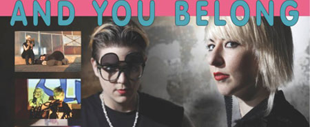 And YOU BELONG von Julia Ostertag