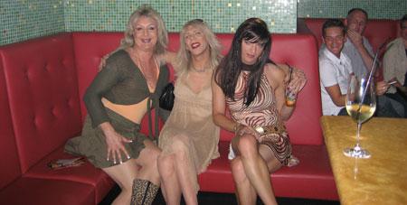 Sheila, Zoe, Pricilla