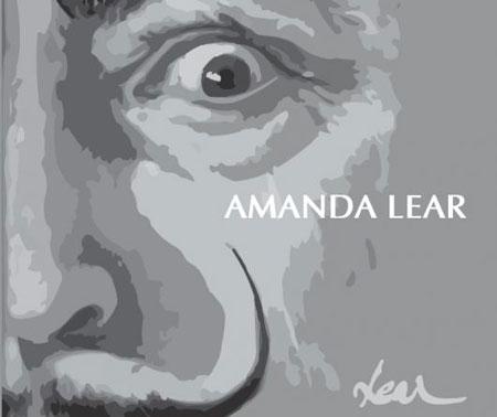 Amanda Lear & Dali