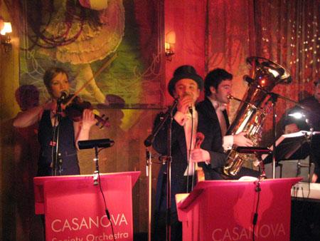 casanovas orchestra