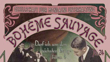 Boheme Sauvage oxymoron