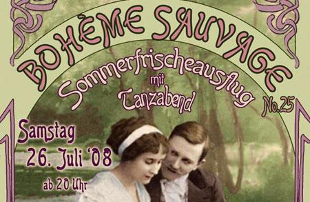 Boheme Sauvage 25