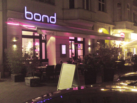 bond berlin