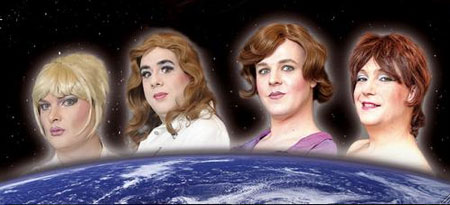 Queens in Space