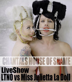 The Burlesque blow encounters Chantals House of Shame