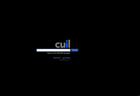 cuil screen