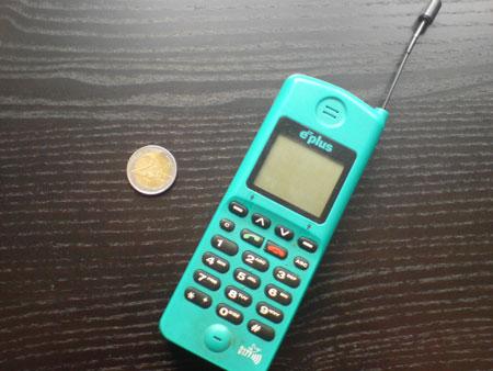 Eplus Handy der Anfang