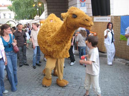Gauklerfest 2008 Bilder