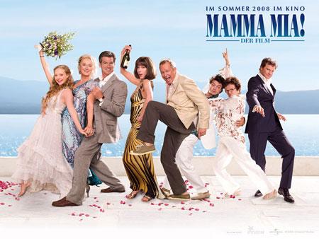 Mamma Mia! - was für ein Film.