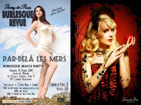 Gentry de Paris Burlesque Revue