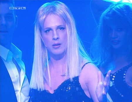 Oliver Pocher as Britney Spears