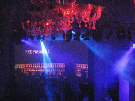 Propaganda im Goya