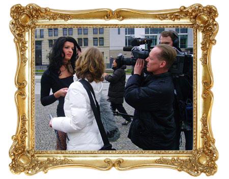 Transen von RTL