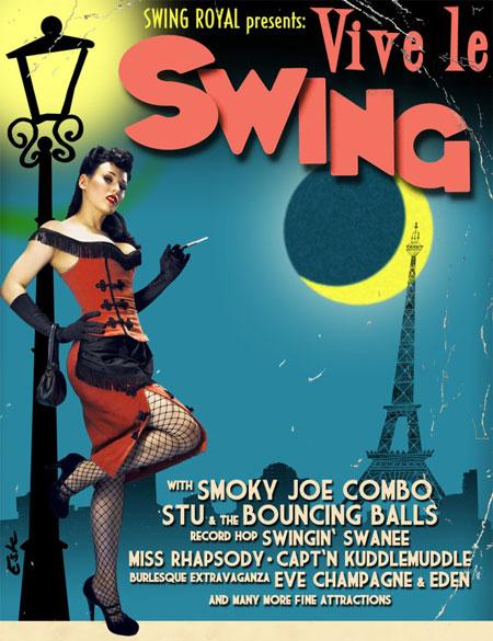 vive le swing