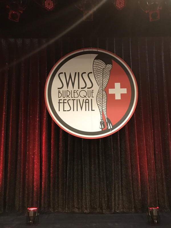 1. Swiss Burlesque Festival