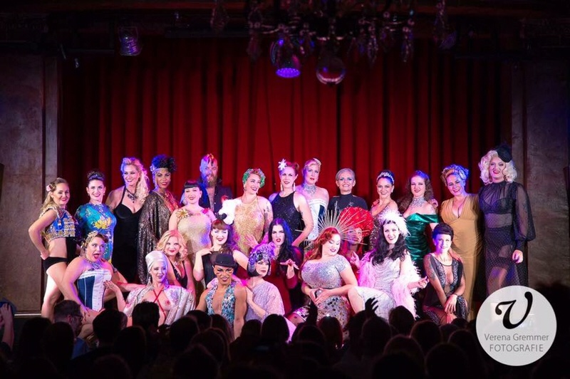 1. Bavarian Burlesque Festival im Deutschen Theater München