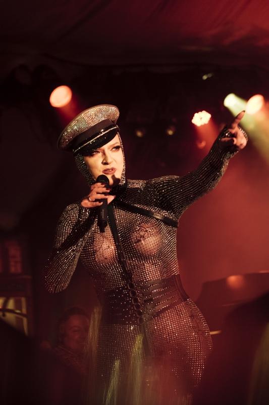 Heidi Klum spielt Ru Paul bei Drag Race Deutschland?