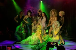 Sweetease – Geneva Burlesque Love Affair