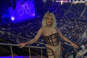 Cher rockt die Mercedes Benz Arena