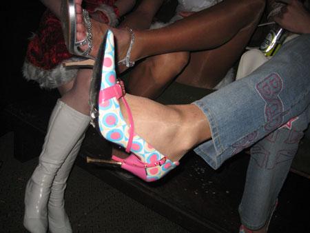 botox heels