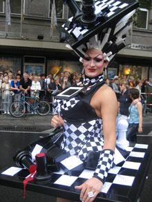 CSD 2007 Tatjana Taft