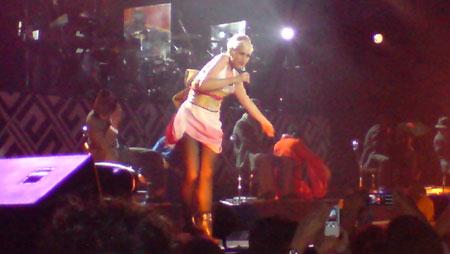 Gwen Stefani Foto Berlin