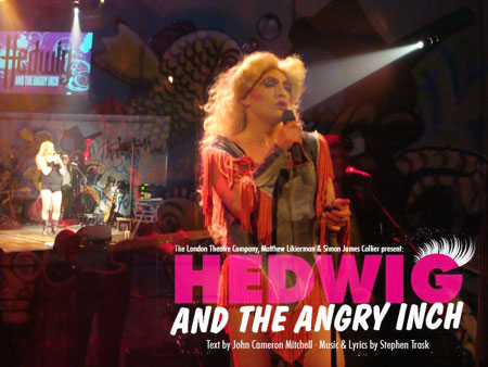 Hedwig and the angry Inch im K52 Frankfurt