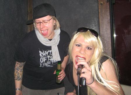 Karaoke Dragqueen