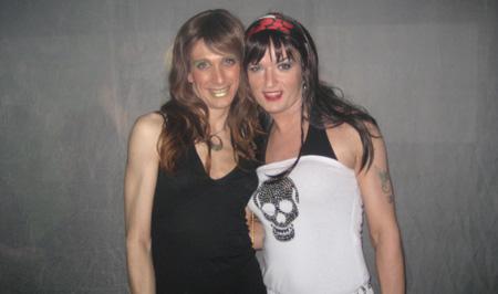 Kitty Koks & Sheila