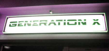 Generation X Bar Berlin