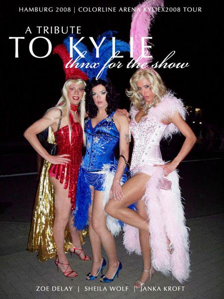 Kylie Minogue Concert Hamburg
