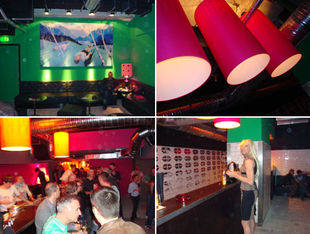 Loreley Bilder Club Berlin