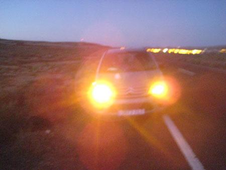 Mietwagen auf Fuerteventura - Die Rache der Maschinen