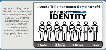 my first identity