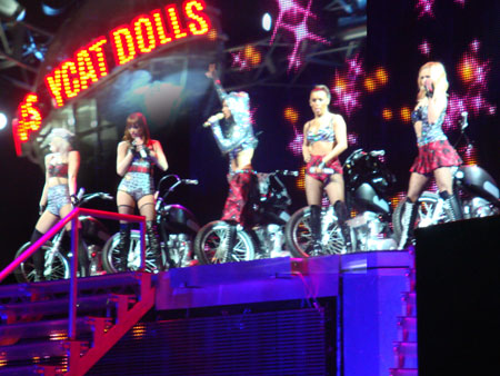 pussycat dolls Berlin