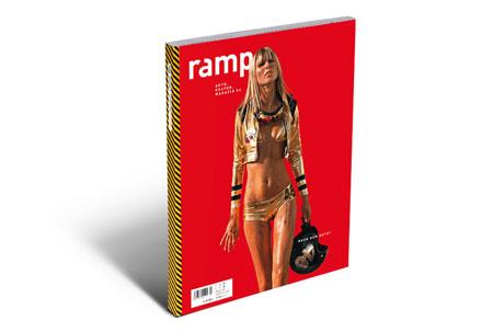 Fotoshooting für RAMP - Deutschlands Auto-Kultur-Magazin No.1