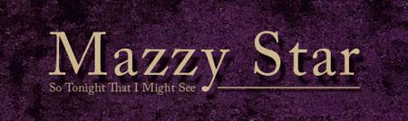 mazzy star @ sage