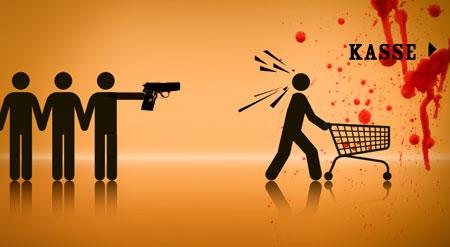 Shopping Interruptus