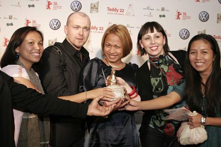 teddy award