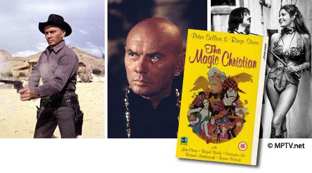 Yul Brunner the magic christian